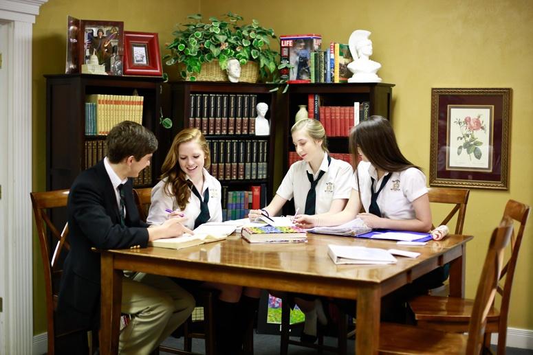 Rhetoric (9th - 12th)   Veritas Collegiate Academy   Christian School