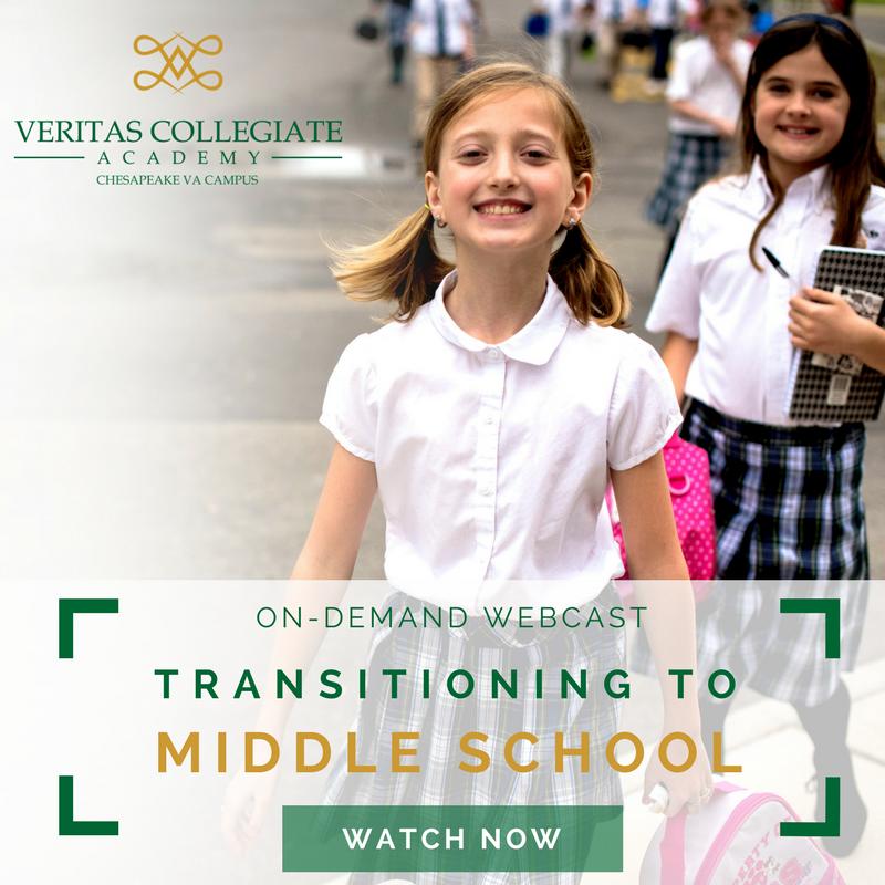 Middle School Social V1 On Demand | Veritas Collegiate Academy | Christian School