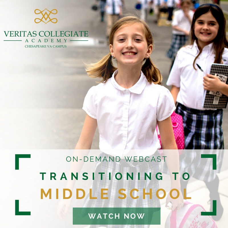 Middle School Social V1 On Demand | Veritas Collegiate Academy | Christian School