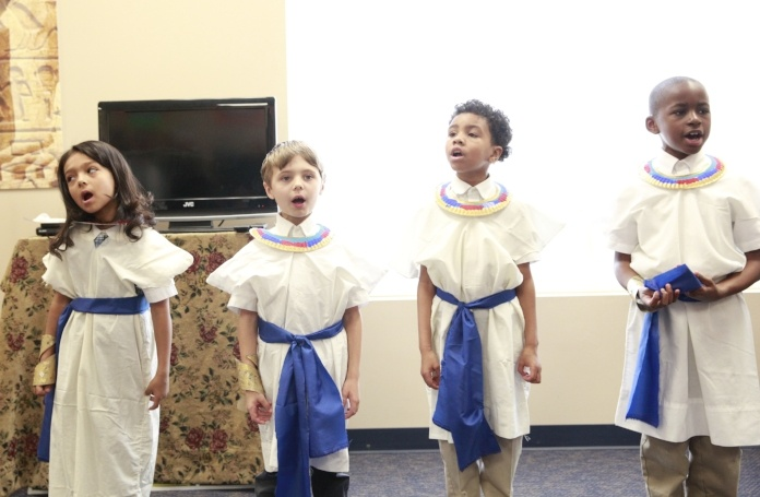 lower-school-sing | Veritas Collegiate Academy | Christian School